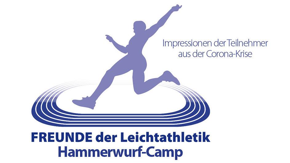 Hammerwurf-Camp: Danksagung an die FREUNDE