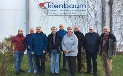 FREUNDE Vorstand tagt erfolgreich in Kienbaum