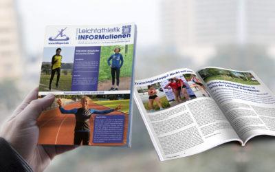 Wie trainieren unsere Athleten? Nächste Zeitung kommt.