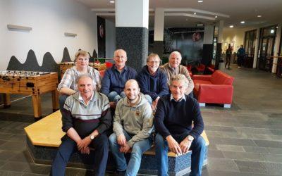 FREUNDE-Vorstand kam zur Frühjahrssitzung zusammen