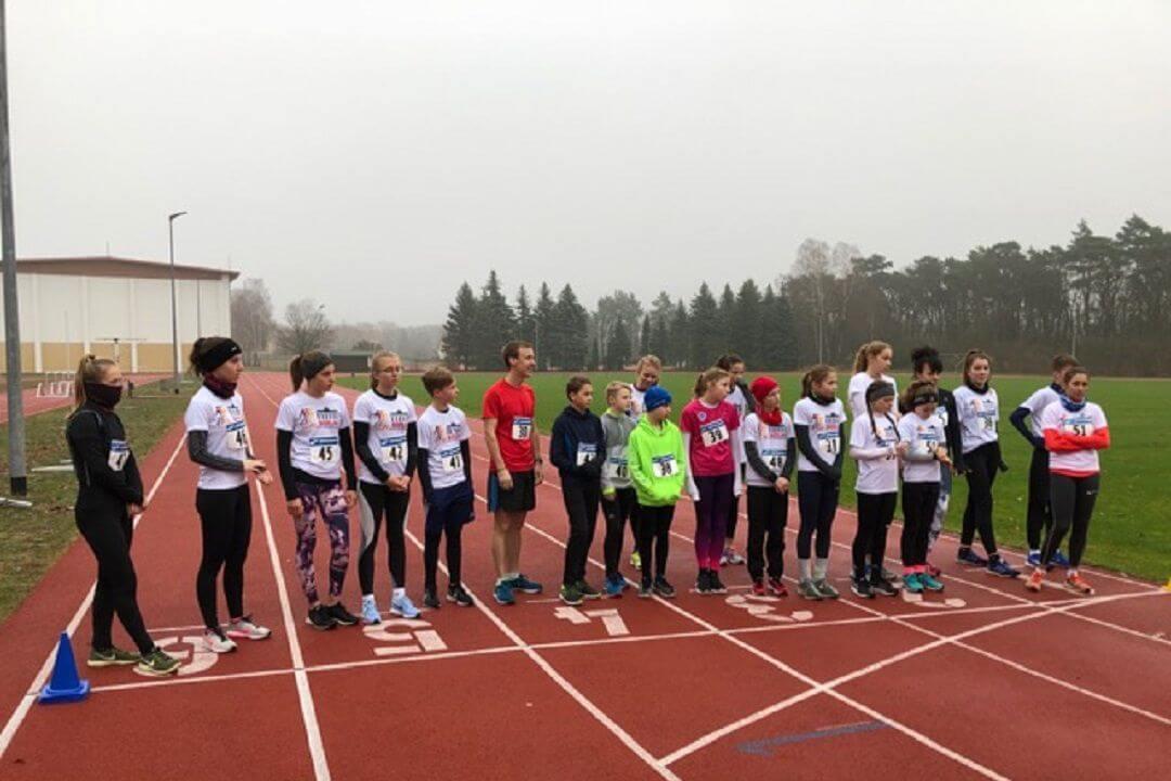 Teilnehmer des Nachwuchslehrgangs Gehen 2018
