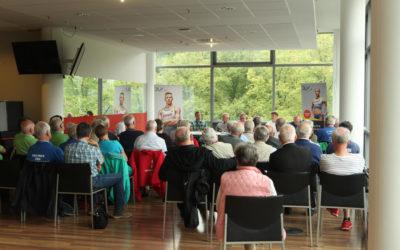 Mitgliederversammlung 2018 in Nürnberg