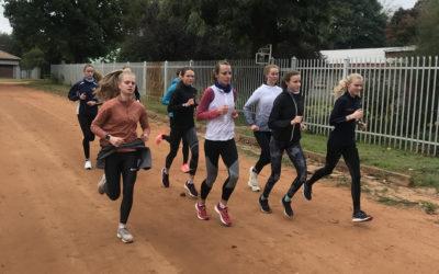 DLV-Nachwuchsläufer kamen rechtzeitig heim